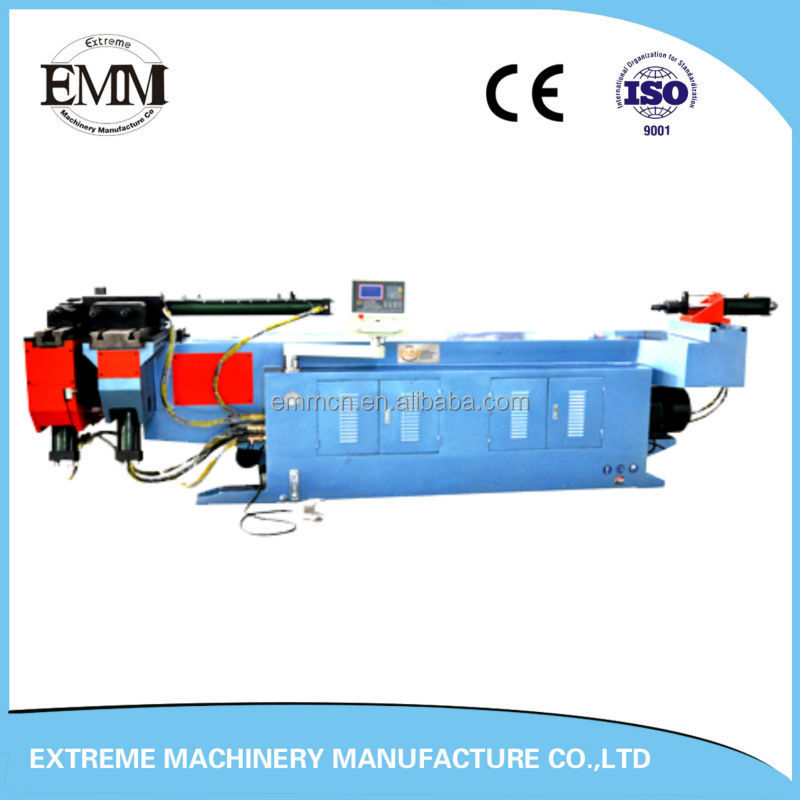 EMMCHINA EM75 manual stainless steel pipe bending machine