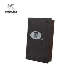 mini wall mounted safe customized wall safe
