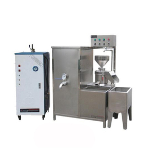 automatic stainless steel soya milk machine/soy milk maker equipment