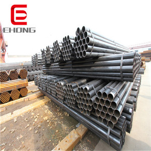schedule 80 carbon welded steel tubing ! gas and oil line pipe 500mm diameter steel pipe