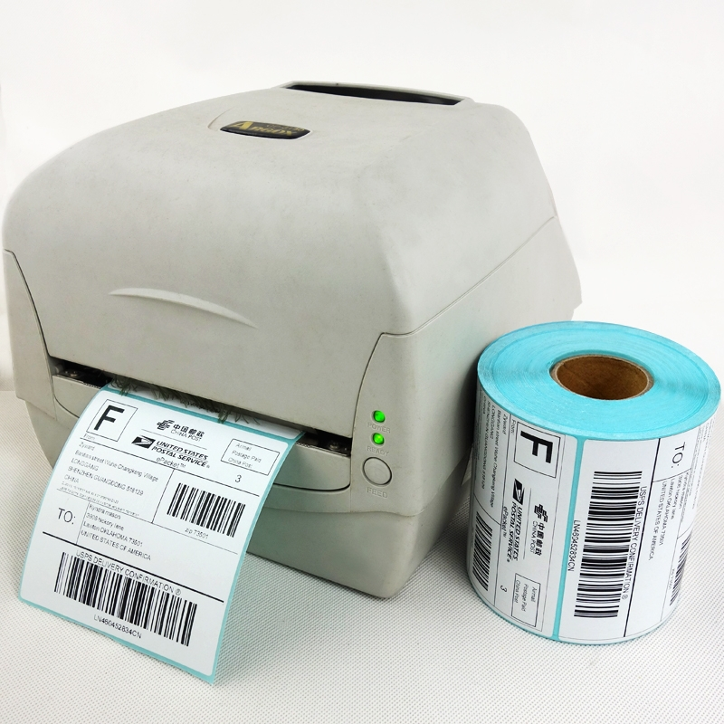 Cheap Roll Direct Thermal Label Blank Label Barcode Label For Zebra - Buy  Zebra Direct Thermal Label,Barcode Label,Thermal Label For Zebra Printer