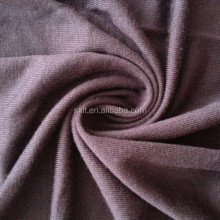 100% viscose knitted lycra single jersey fabric
