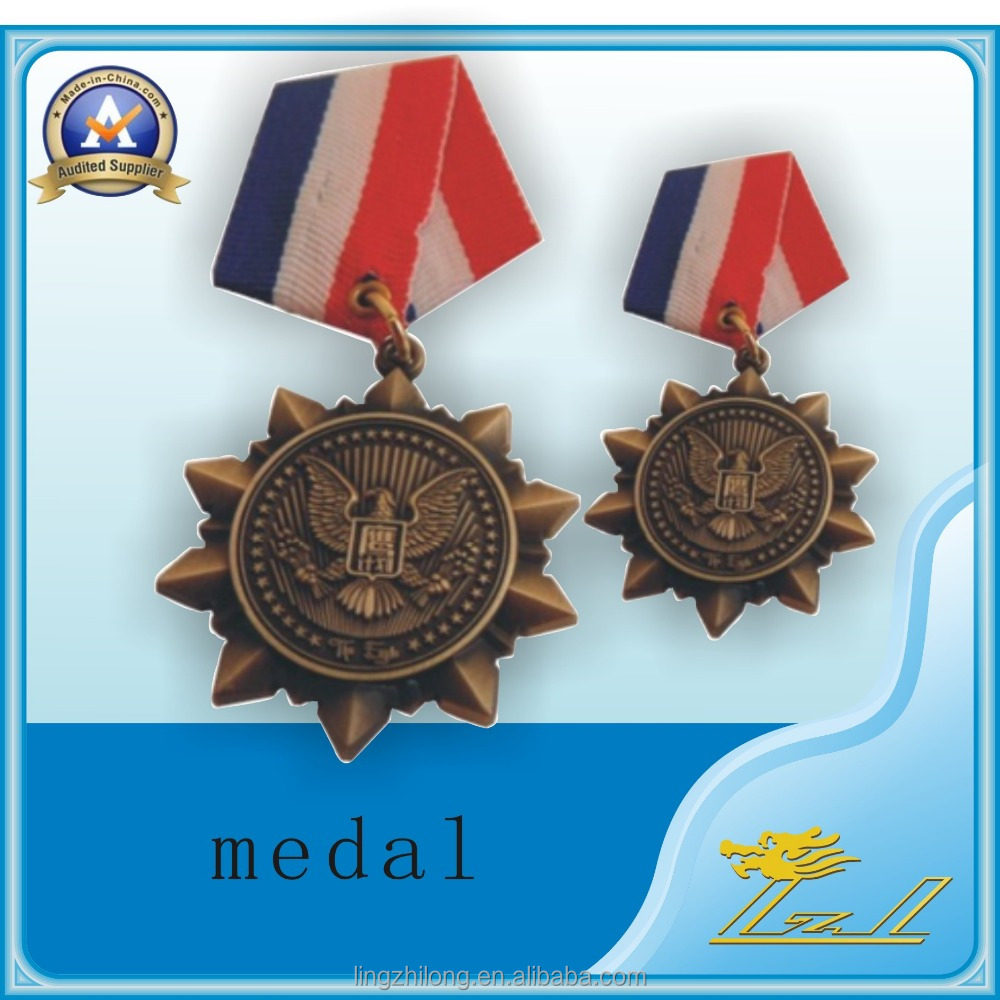 Custom High quality and good price metal sports medal