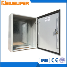 Comfortable New Design waterproof stainless steel sheet metal box fabrication