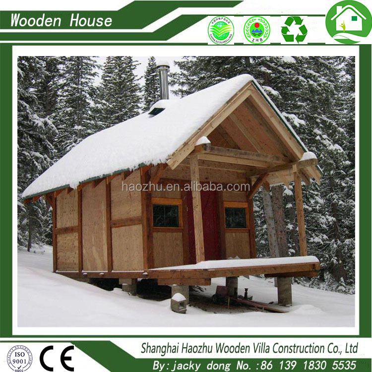 modern log cabins wooden house prefabricated wood villa