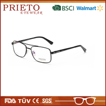 Multifunctional black and white silhouette optical frames with high quality