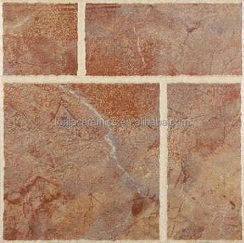 Tonia 300x300 Rustic Ceramic Floor Tiles Moroccan Antique Brick ...