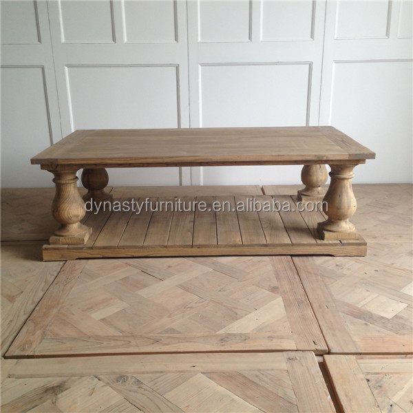 Venta al por mayor estilo antiguo mesa de caf compre for Mesas de centro antiguas