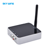 Bluetooth Receiver Transmitter, 2-in-1 Wireless Bluetooth Adapter, for Home Stereo System to Enjoyiny Night TV Show