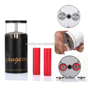 New generation Big vape 60ml e hookah head 100w ecigarette with lighting vape