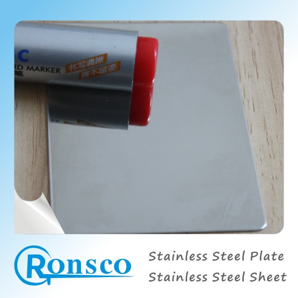 stainless steel satin hairline finish