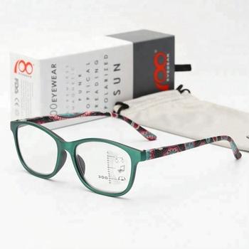 7c62e92d7ede Fashion Women Progressive Reading Glasses - Buy Ladies Diopter Multi ...