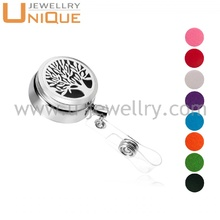 Hot sell tree of life design diffuser stainless steel locket