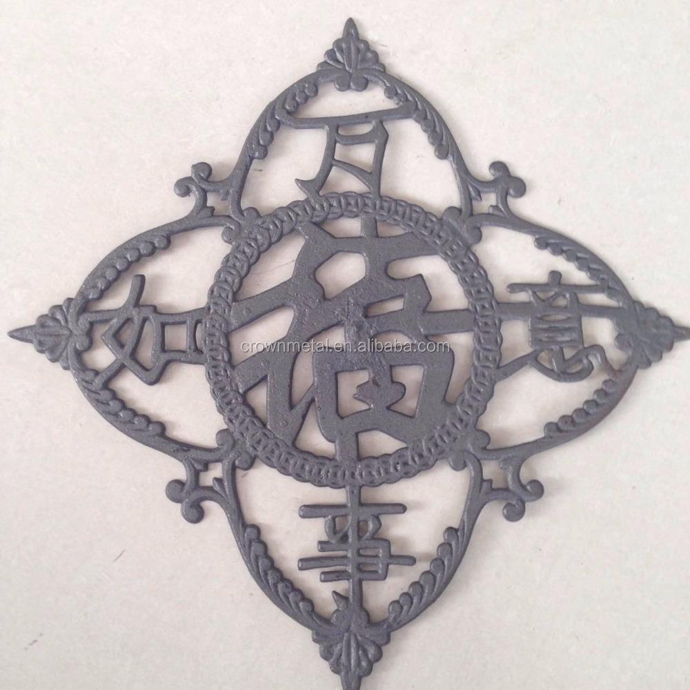 Scegliere produttore alta qualità ferro battuto rose e ferro ...