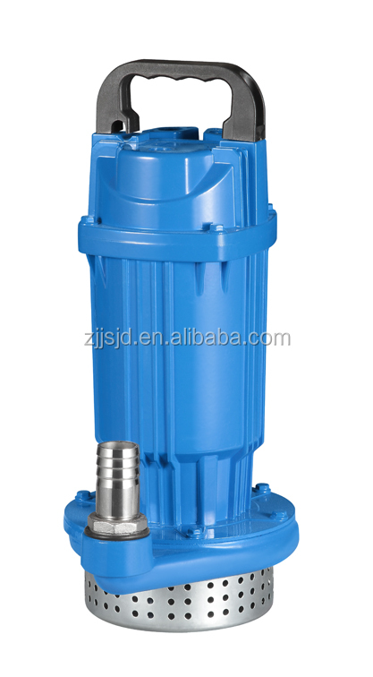 QDX3-20-0.55F submersible fountain automatic water pressure booster export to dubai pump