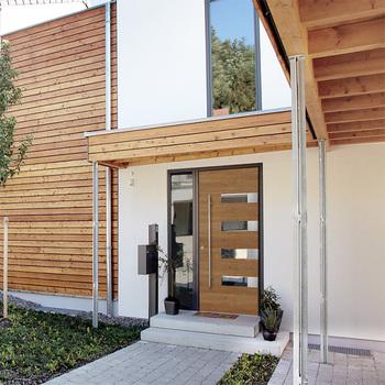 Top Grade Model Apartment House Front Door Designs Indian Houses - Buy  Front Designs Of Houses,Model Of Houses,Wooden Front Door Design Product on  ...
