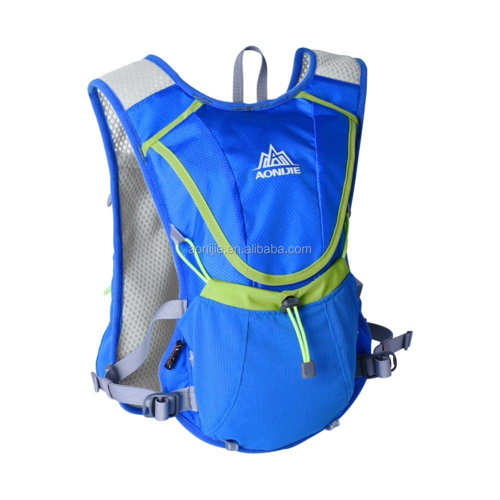 2016 AONIJIE 2016 New design running backpack, running bag, hydration pack