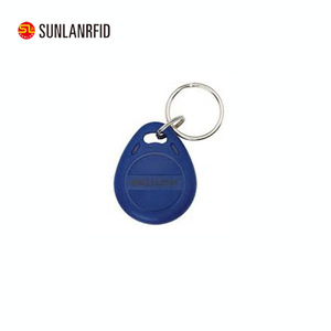 High quality RFID Smart key rings fobs/chain For hotel