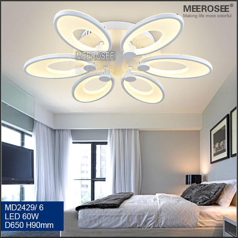 Lampadario camera da letto led plafoniera lampadario ...