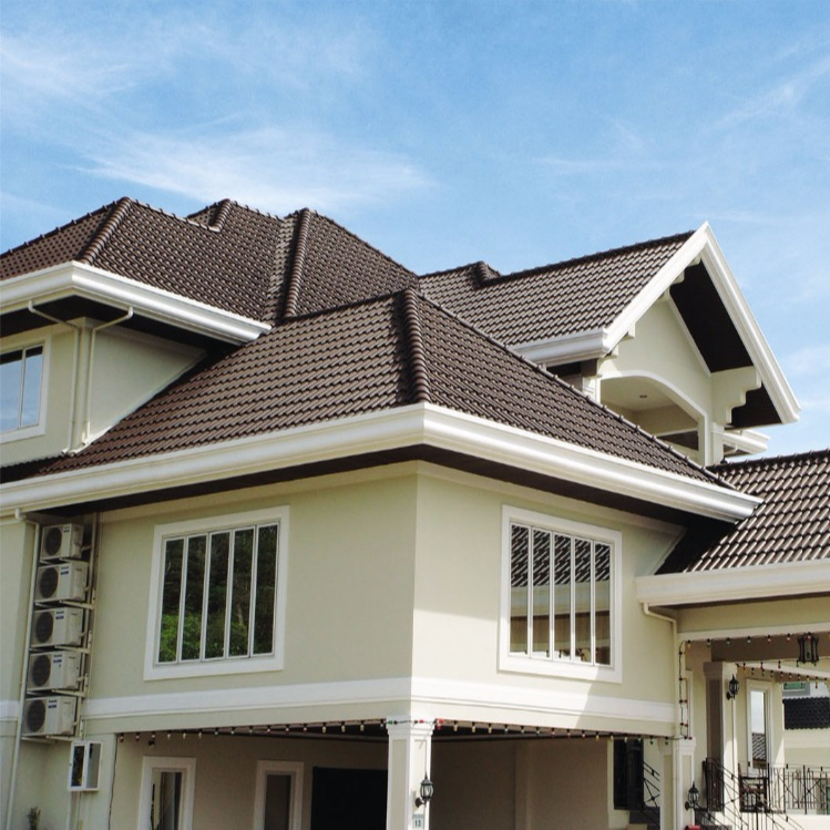 Light weight spanish tile roof, clay curved roof tile