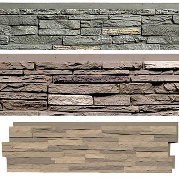 Newest Design Light Weight Faux Brick Wall Panels Interior