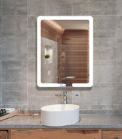 Hotel Smart Bathroom Vanity Mirror with LED Light for Bathroom