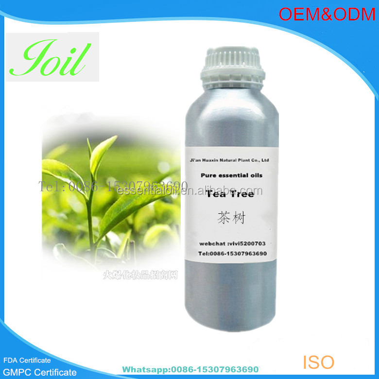 organic Aromatherapy tea tree essential oil