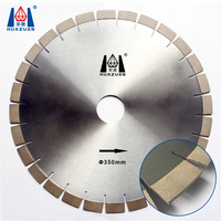 New technology high performance laser welding diamond cutting disc arix distribution diamond saw blades for granite marble stone
