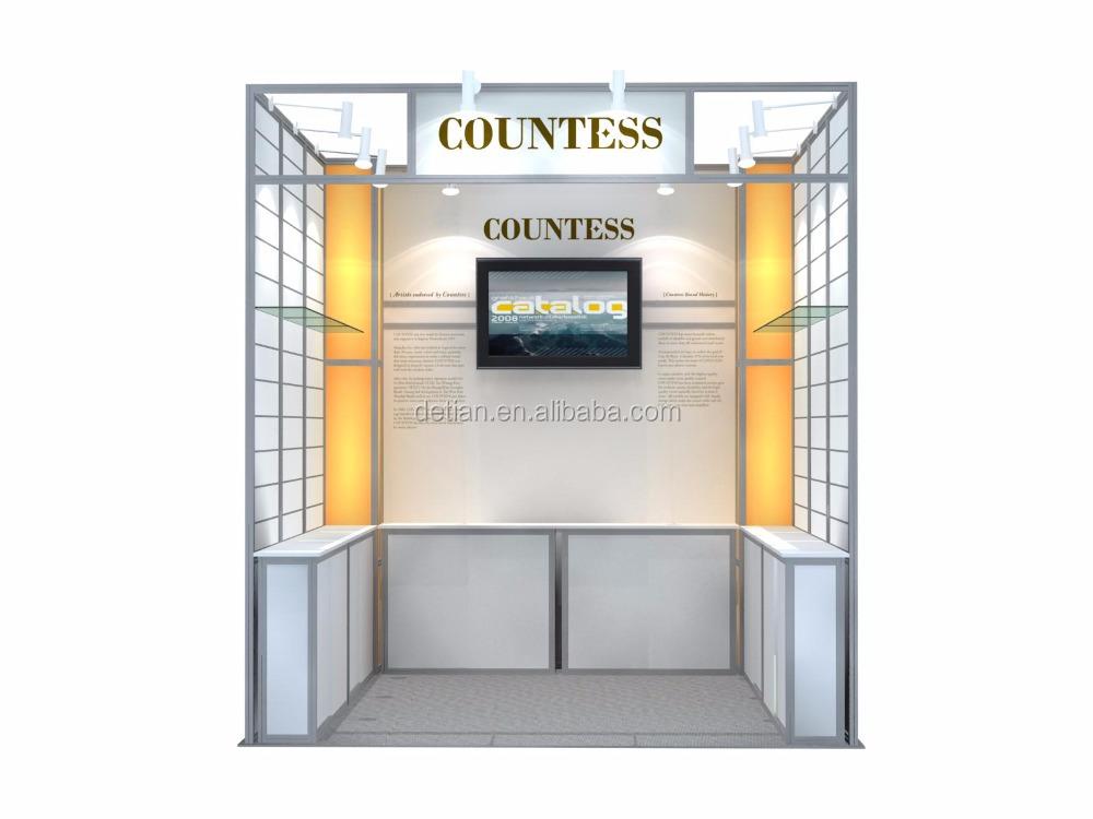 Exhibition Booth Shell Scheme : Modular trade show stand shell scheme booth exhibition stall