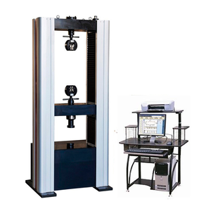 WDW-50 50kN Metal rubber matrix composite Computer Electronic Electromechanical Universal Tensile Strength Testing Machine