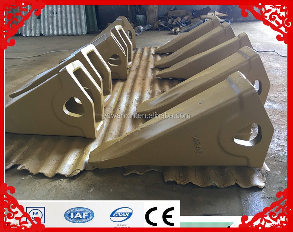 hydraulic and vibro Single Shank rock ripper teeth 4T5502/9W2451/6Y3552