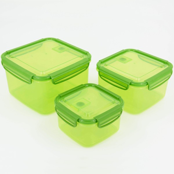 LULA Customize Plastic 350ml Food Prep Container Transparent Meal Prep Food Storage Container BPA Free