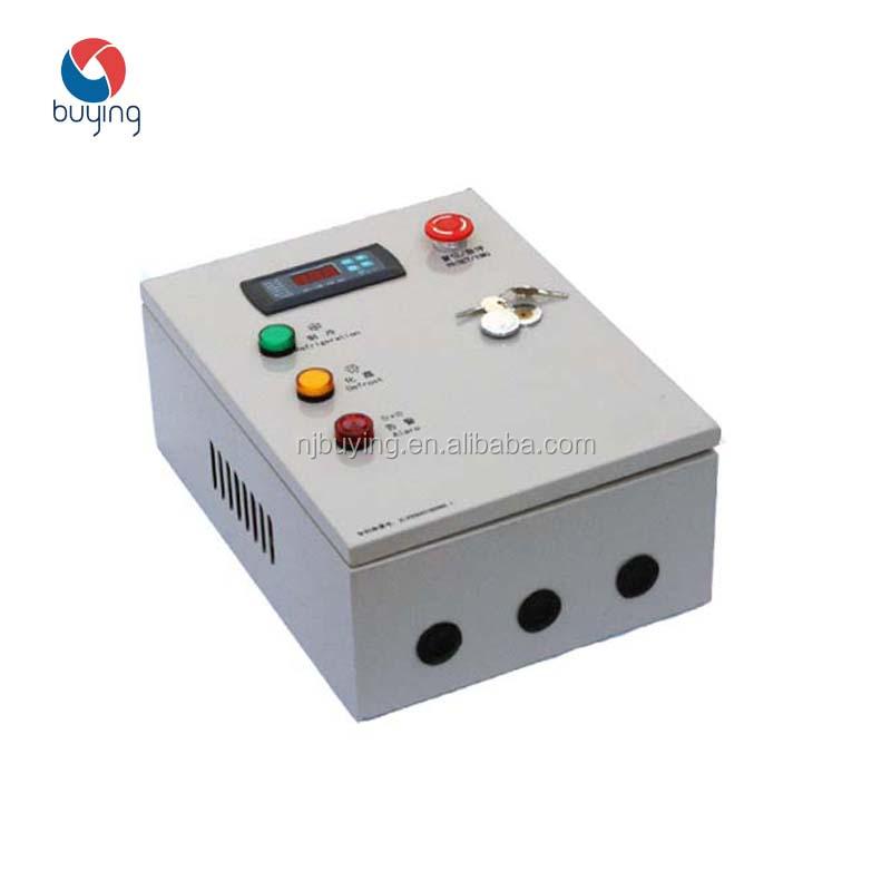 Perfect Electrical Control Box Adornment - Schematic Diagram Series ...