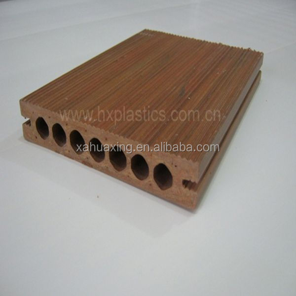 wood polymer composite low-carbon and environmental deck boards