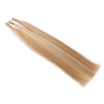 indian temple hair silky straight piano mix color crochet Itip/Utip hair extension dropship