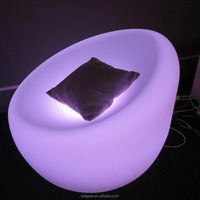 led illuminated furniture LED Color Changing led furniture lighting with Rechargeable Battery and Remote