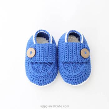 4409cbdd3b0 Crochet Cute Baby Sandals