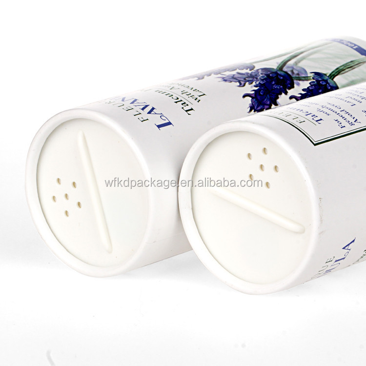 Wholesale Eco-friendly Paper Cardboard Tube for Table Salt