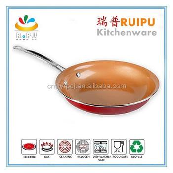 Induction Bottom Aluminium Spring Switzerland Cookware Copper Kitchenware