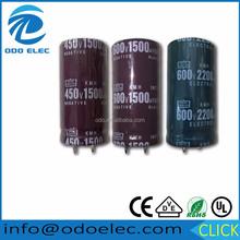 Electrolytic Capacitor 450V 1500UF 25 *50MM