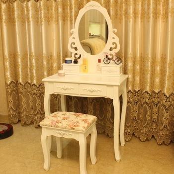 Makeup Dresser Table/Solid Wood Dresser Table/Bedroom Furniture Dresser  Table