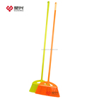 cleaning floor plastic bristle brush plastic broom for home products