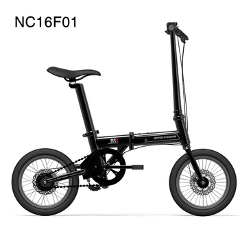 2019 hot sale 16 inch bicycle electric folding 36V 250W portable bicycle foldable ebike China