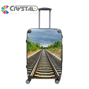 "Customized Design abs pc trolley travel luggage/bag set 20""24""28""/luggage bag & cases"