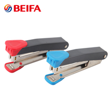 Beifa Brand SE0004 Student Stationery Medium Size Slim Metal Book Binding Stapler