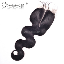 4*4&4*13 inch full hand woven with softness and comfort lace human hair bangs