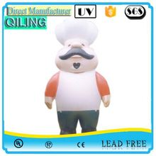 Customize digital printing cheap inflatable character for sale