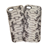 Wholesale Custom Fancy Back Cover Exotic Real Python Skin Case for iPhone 6