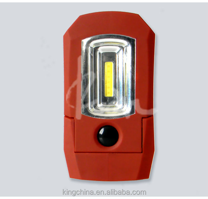 Led Cob Work Light With Stand Portable Rechargeable Cob