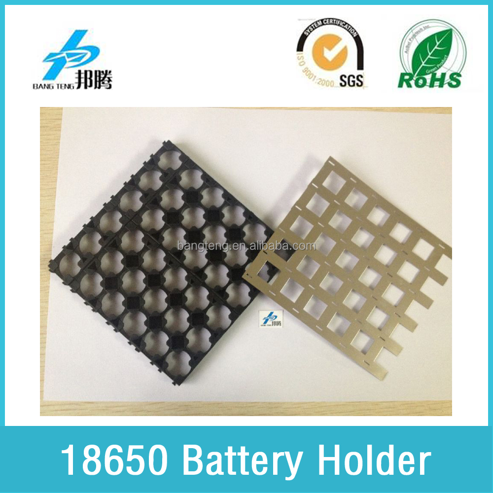 Custom Battery Connector 6S6P 18650 Battery Tabs Pure Nickel Tabs for Battery